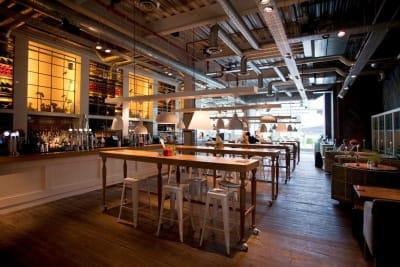 parlour bar - interior