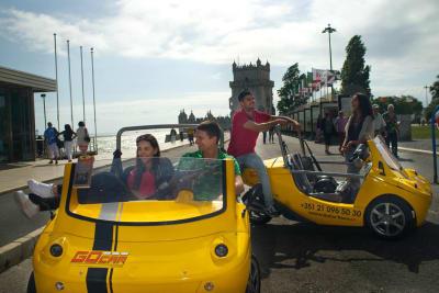 GoCar Tour Lisbon