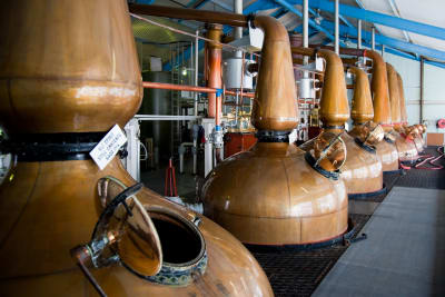 An image of a distiller tour