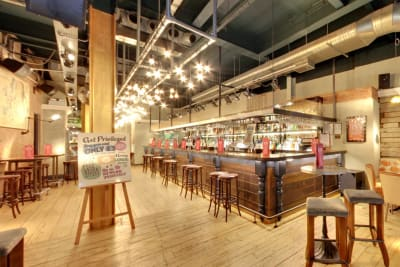 Revolution - Norwich - Bar