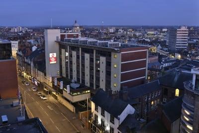 Exterior, Best Western Plus Nottingham City Centr