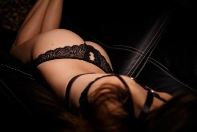 A Female Stripper