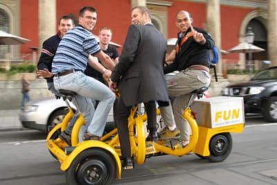 Confernce bike