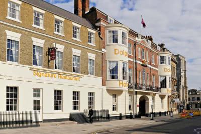 Mercure Southampton Centre Dolphin Hotel - exterior
