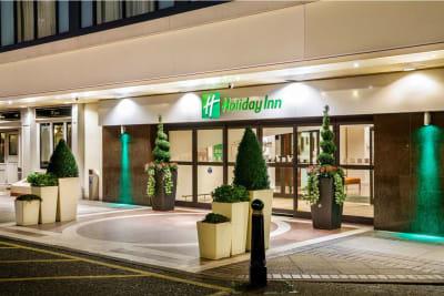 holiday inn bloomsbury - exterior