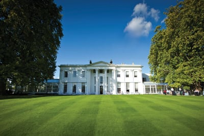 the hurlingham club - exterior