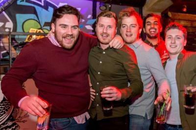 Riga Bar Crawls stag groups