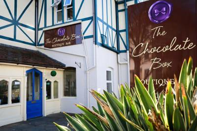 The chocolate box hotel_