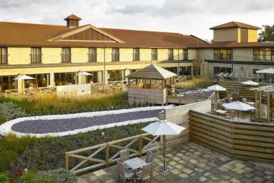 Hampshire Court hotel - exterior