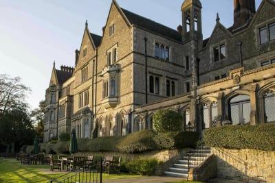 Nutfield Priory Hotel & Spa - exterior