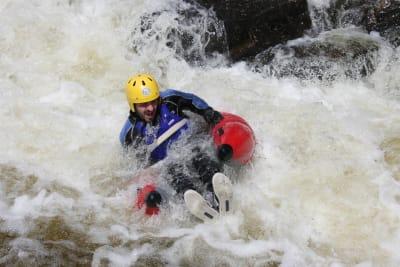 River Bugging - Edinburgh