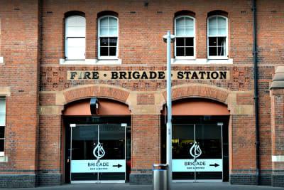 Brigade restaurant - exterior