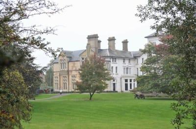 stephens house and gardens - exterior