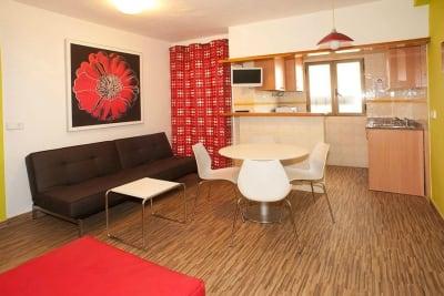 Poniente Apartments - Lounge area