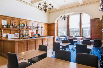 Travelodge Haymarket Edinburgh - Bar