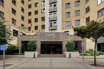 Jurys Inn - Newcastle - Front exterior