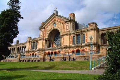 alexandra palace - exterior