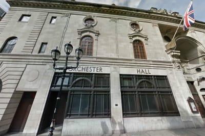 Porchester Hall - exterior