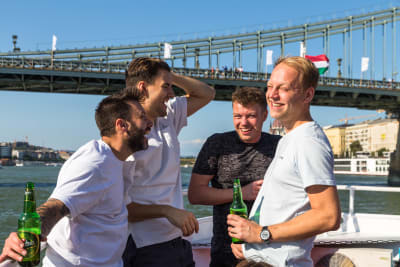 Rubin Boats - River Cruise Budapest CHILLISAUCE