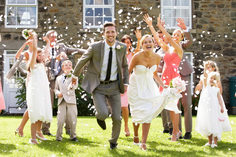 Wedding Jokes | Staggered