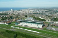 Brighton Racecourse - Grandstand