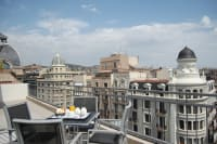 Abba Balmoral Hotel - Barcelona_terrace_view