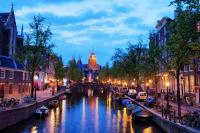 Amsterdam Canal Pick up - Oudezijds Voorburgwal