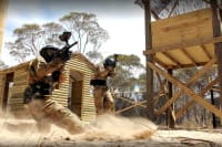 Delta Force - Dublin - outdoor paintballzone-2