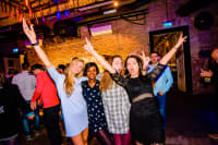 Budapest nightlife hen girls