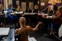 Hens nude drawing classes