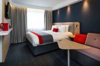 Holiday Inn express Hammersmith - double bedroom