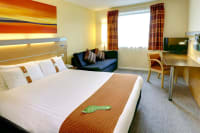Holiday Inn Express - Leeds Armouries - double bedroom
