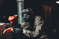 Paintball stag