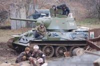 Army Park, Armoured Tank Ride