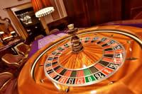 Casino Kartac - Prague - roulette table