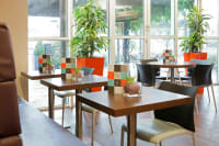 Ibis Cardiff - dining area