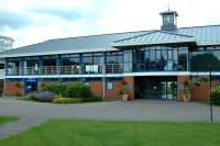 Nottingham Racecourse - Exterior