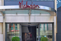 Entrance to Malmaison Birmingham