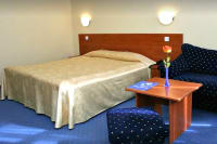 hotel sveta sofia - bedroom