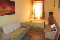 Hotel Amphone - Brno - bedroom