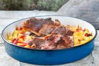 Traditional Croatian Meal, Peka Dish