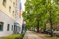 A&O Hostel - Berlin Hauptbahnhof exterior