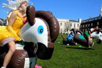 Mersey Games - Outdoor games