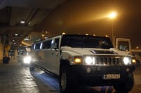 budapest hummer limousine transfers