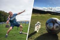 Footgolf & Highland Games