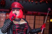Rubyz Drag Cabaret Evening queen
