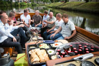 BBQ Canal Cruise - Amsterdam