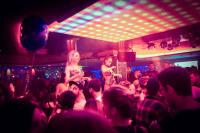 Maxxim Club Berlin dancers inside