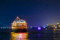 Dhow Cruise & Dinner | Dubai