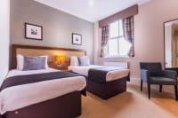 Royal Station Hotel Newcastle twin single